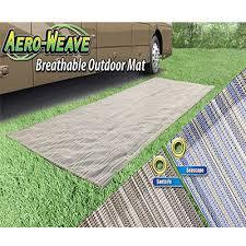 camping mat aero weave 6 w x 15 l santa