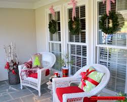 diy front porch decorating ideas. christmas porch decorations diy front decorating ideas
