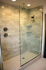 showers with tile tiled walk in shower marble tiles bathrooms decorated with tile cost to build