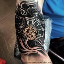 Pin Di Roberto Borzacchiello Su Tatuaggi Tatuaggi Orologio