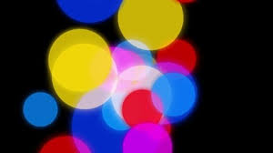 Animation Circles Circles Background Animation Colorful Circles Scatter In