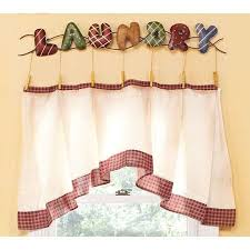 Incredible Decoration Laundry Room Curtains Joyous Cute 8270