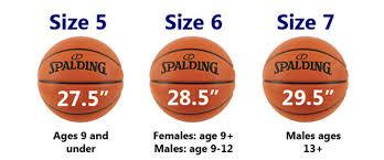Wilson Basketball Size Chart Spalding 64 4008 Spalding Nba Super Tack Soft Basketball 29 5