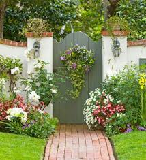 Small Picture Very pretty Doors Pinterest Garden paths Garden gate and