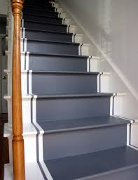 magnificent non slip stair treads in spaces eclectic with stair carpet runner install next to painted stair railing alongside painted border and non slip