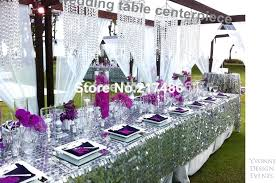 crystal chandelier table centerpieces candelabra tabletop outstanding top kitchen adorable exciting t