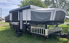 5 best pop up campers with a toy hauler