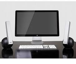 speakers desk. speakers desk