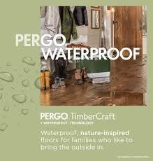 pergo waterproof pergo timbercraft wet protect technology waterproof nature inspired floors