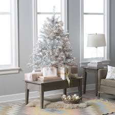 Winter Park Tabletop Pre-lit Christmas Tree - 4.5 ft. | Hayneedle