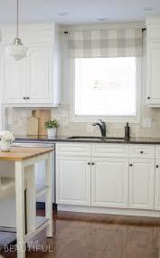 Gutaussehend Black And White Checkered Kitchen Valance Curtain