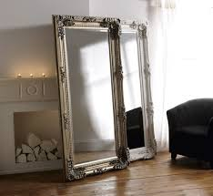 extra large wall mirrors full length