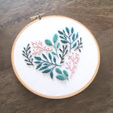 Sew What Embroidery And Designs 10 Fabulous Floral Embroidery Designs Crafts Hand