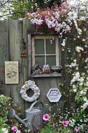 Alte Fenster Alte Fenster Zur Dekoration Im Haus 50 Coole Ideen