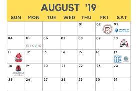 August Calandar Chess Calendar August 2019 Chessbase