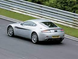 Aston Martin Vantage 2004 Detroit Auto Show European Car Magazine