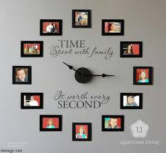 ad cool ideas to display family photos on