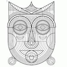 Wolf Masker Kleurplaat Woyaoluinfo