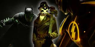 injustice 2 watchmen characters teased early 2017 release rumoured