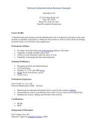 Resume Examples With No Work Experience | Resume Examples And Free