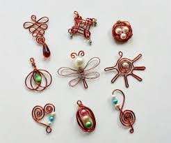 view in gallery tiny easy beaded pendants
