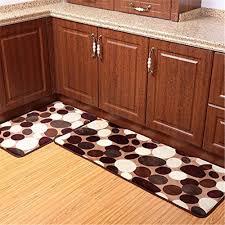 bathroom runner mat promotion for promotional bathroom runner 2pcs 50x80cm 50x120cm c fleece memory foam bathroom carpet washable kitchen rug