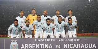 Argentina vs. Colombia, Copa America ...