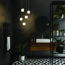 hib peak bathroom pendant lighting