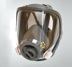 best gas mask for spray painting full face respirator safety spraying double use
