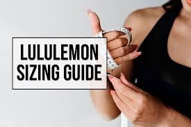 Lululemon Australia Size Chart 30 Inquisitive Athleta Size Guide