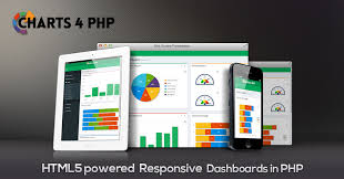 Creating Dashboard With Charts 4 Php Free Php Chart Graph