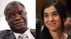 Check spelling or type a new query. Nobel Peace Prize 2018 Denis Mukwege Nadia Murad Win Award Cnn