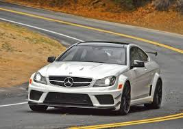 Uncompromisingly sporty, with an expressive design and the most consistent technology transfer from motorsport to series production. Mercedes C63 Amg Black Series A Bona Fide Street Fighter Torque News