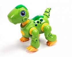 <b>Робот CS Радиоуправляемый</b> динозаврик 2055A купить с ...