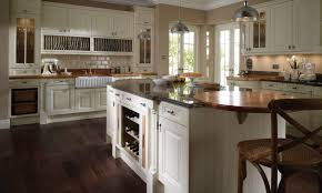 Classic Kitchen Cornell Classic Traditional Wood Kitchen In Cream