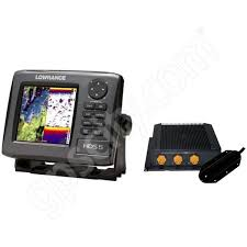 Lowrance Hds 5 Gen2 Lake Insight Fishfinder And Gps