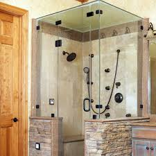 No sliding doors like granny Small Showers Design, Pictures, Remodel, Decor  and Ideas - page 53 rounded shower stall