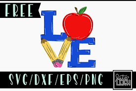 The perfect free svg for teachers to make a a diy coffee mug or for you to create a homemade teacher appreciation gift that is cheap and easy yet very thoughtful! Free School Teacher Themed Svgs
