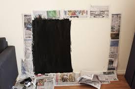 blackboard wall chalkboard wall diy blackboard diy chalkboard home decor kids paint a diy chalkboard wall image 3
