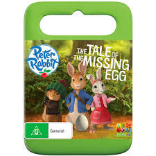peter rabbit the tale of the missing egg