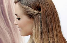pretty beauty hair fashion glitter glamour gorgeous chic makeup brunette sparkles braid lauren conrad y cly hairstyle the hills couture