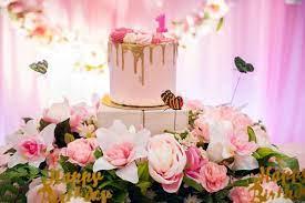 indoor garden birthday party ideas