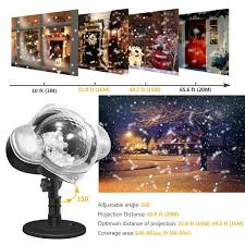Snowfall Lights Amazon Amazon Com Christmas Projector Lights Yunlights Snowfall