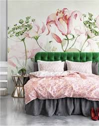 Small Picture The 25 best Flower mural ideas on Pinterest Wall mural Murals