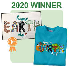 Earth day 2021 is coming. Earth Day Shirts Student Design Contest