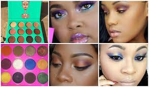 best eyeshadow for dark skin women