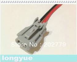 aliexpress com buy longyue 10pcs 2 pin turn lights socket female longyue 10pcs 2 pin turn lights socket female ket connector cable automotive wiring harness socket