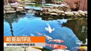 garden pond ideas. Perfect Garden Inside Garden Pond Ideas E