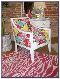lilly pulitzer inspired rug