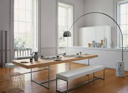 floor lamp dining room table. trendy ideas dining room floor lamps 13dining room1176x855arc lamp over table full inspirations including